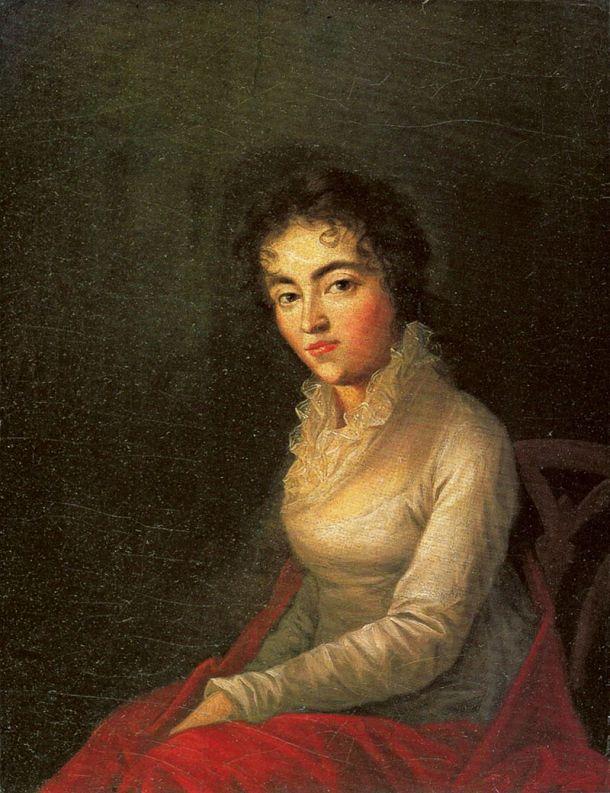 réquiem Constanze según Joseph Lange, su cuñado (1781).
