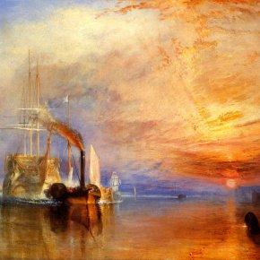 Turner, el hombre de la mancha.