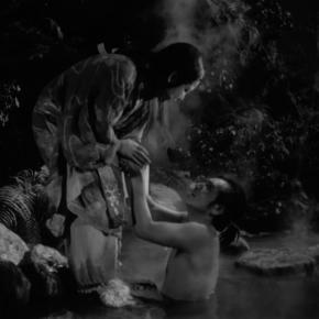 """Cuentos de la luna pálida"" (""Ugetsu monogatari"", ""雨月物語""), de Kenji Mizoguchi (1953)."