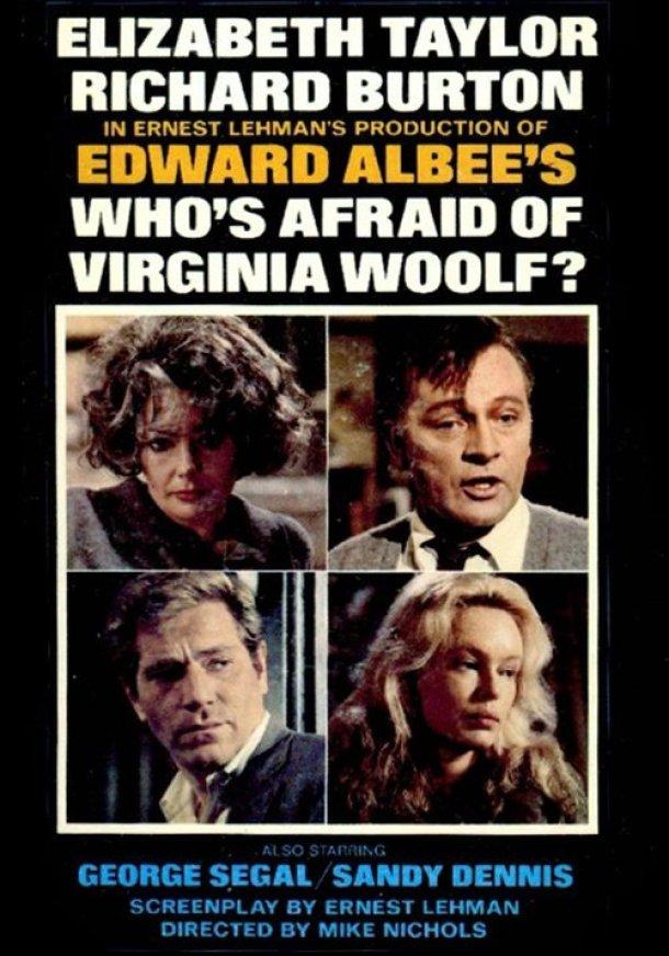 quien teme a virginia woolf