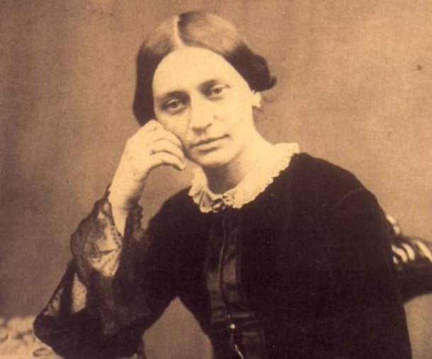Clara Schumann.