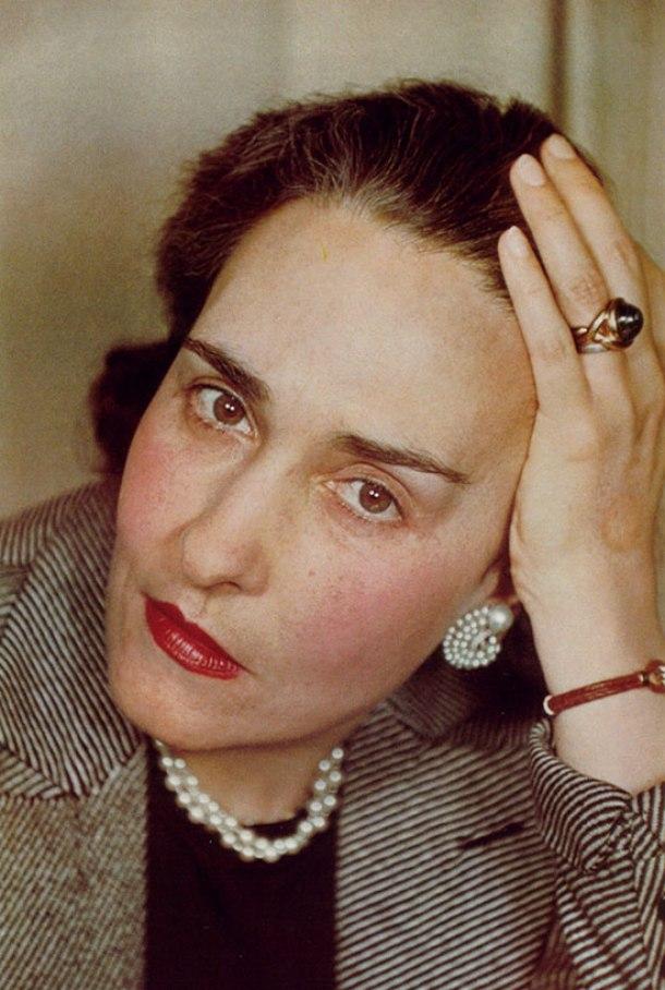 Victoria Ocampo, 1939.