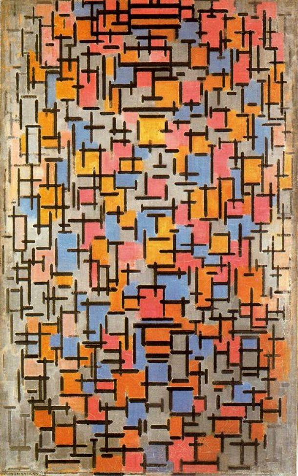 Piet Mondrian 18