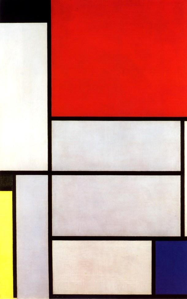 Piet Mondrian 23