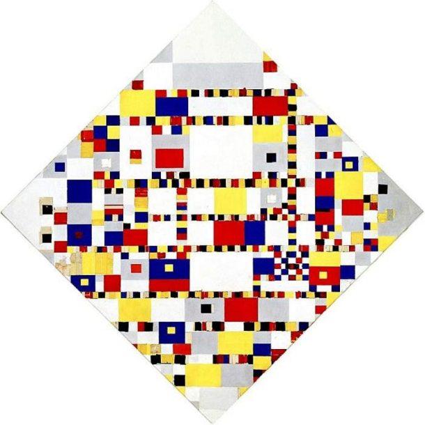 Piet Mondrian 50