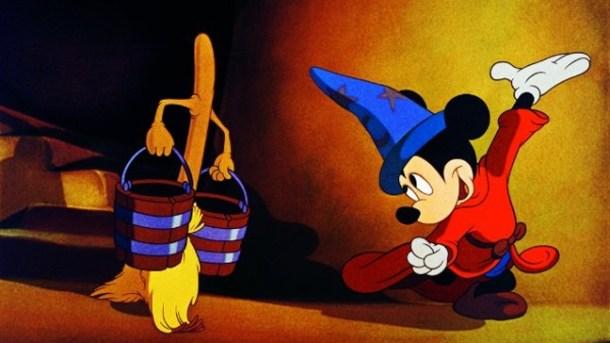 Fantasía Mickey