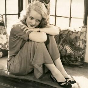 Bette Davis: historia de una mirada (I)