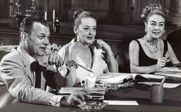 Bette Davis, Joan Crawdford, Cotten