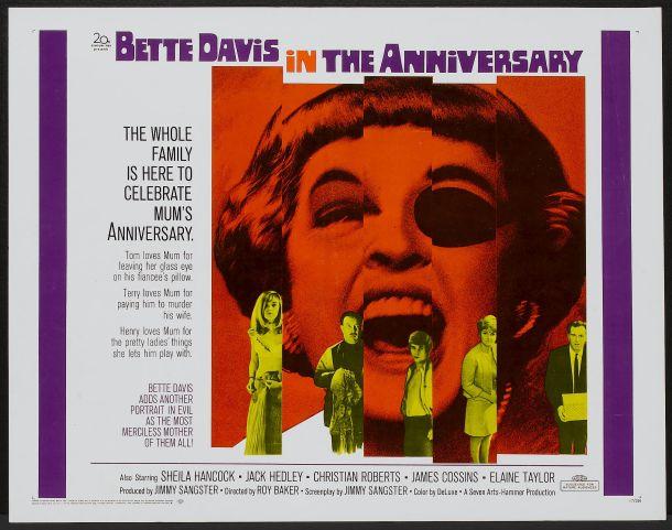 Bette Davis anniversary