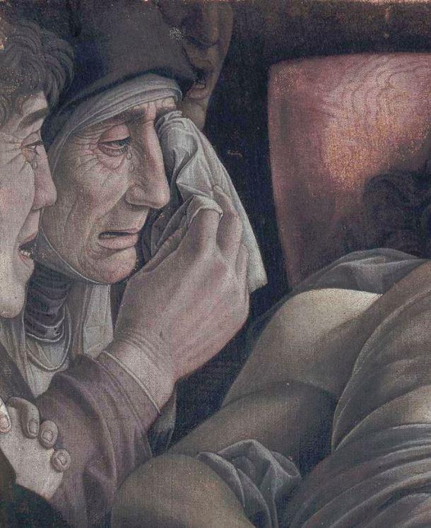 Dolientes Mantegna
