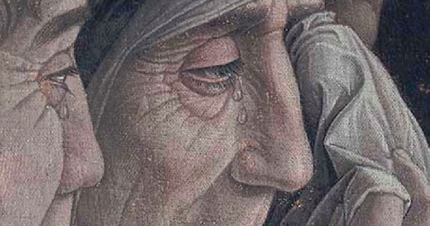 Lágrimas Mantegna