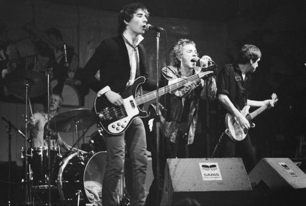 Sex Pistols Rotten Matlock
