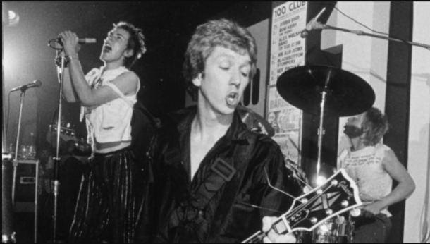 Sex Pistols Jones