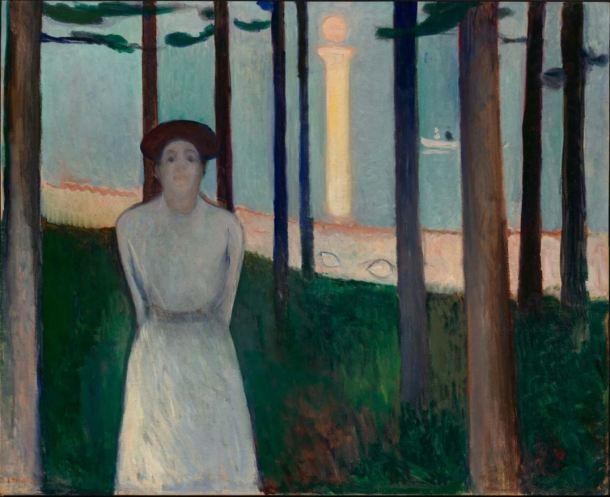 Munch La voz 1893