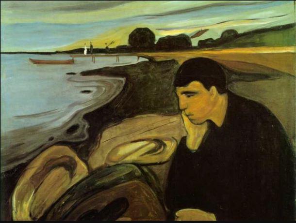 Munch melancolía