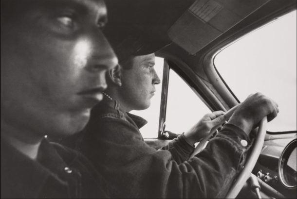 21 Robert Frank Carretera US 91, a la salida de Blackfoot, Idaho