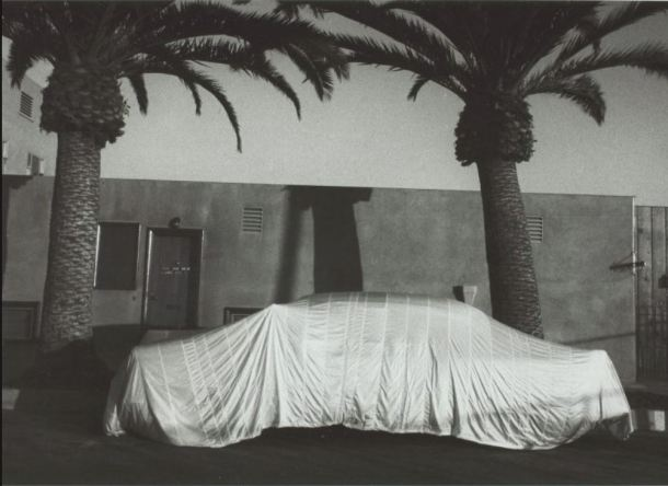 23 Robert Frank Funda de coche. Long Beach, California