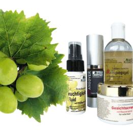 Weinkosmetik Serie LineaVerde Naturkosmetik