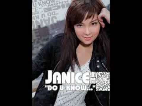 Janice Wei Lan Do you know where you're going to