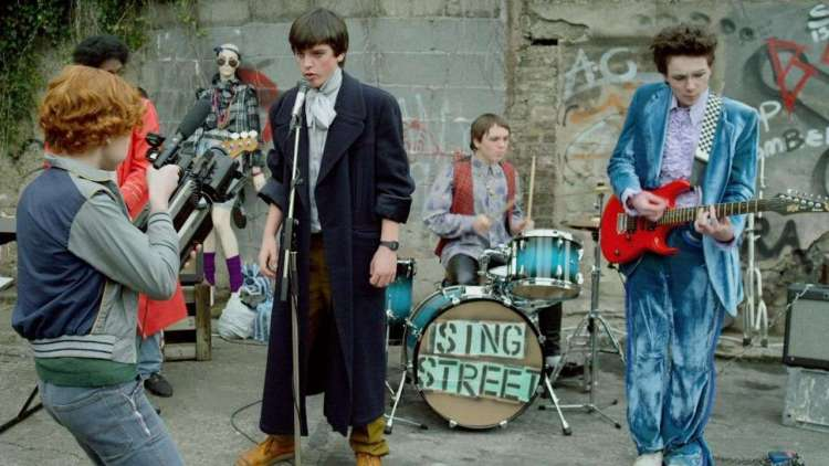 Sing Street movie