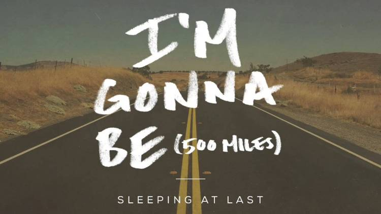 Sleeping At Last - I'm Gonna Be