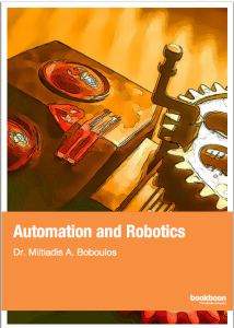 Ebook PDF Free Download Automation And Robotics