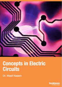 Ebook PDF Free Download Concepts In Electric Circuits