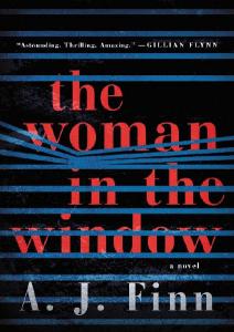 The Woman in the Window – A. J. Finn eBook Free Download PDF