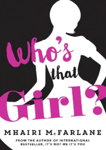 Who's That Girl? Ebook