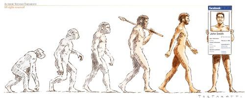 Η εξέλιξη του ανθρώπου17
