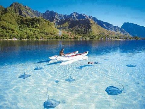 Εντυπωσιακές εικόνες σε διάφανα νερά6