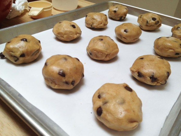 Μπισκότα γεμιστά με OREO 3
