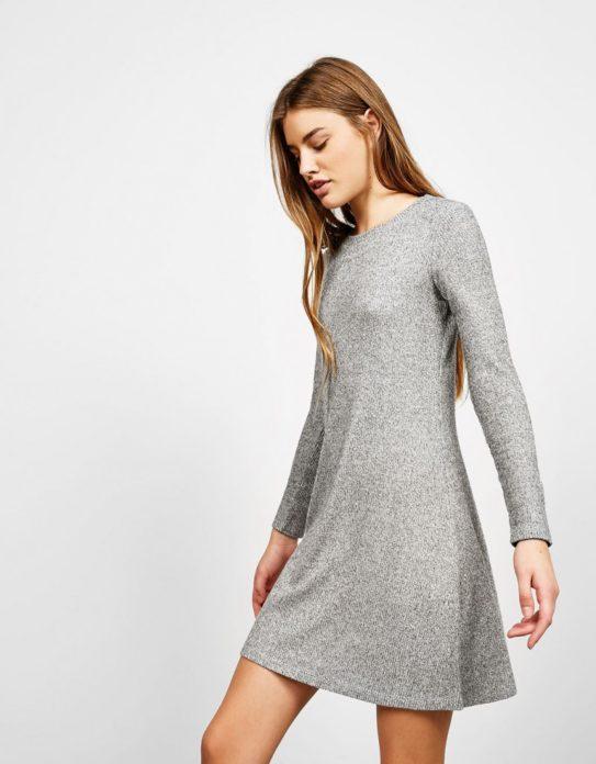 a4e7b227f2df Bershka  Το φόρεμα που έχει τρελάνει και κοστίζει ΜΟΝΟ 16 ευρώ ...
