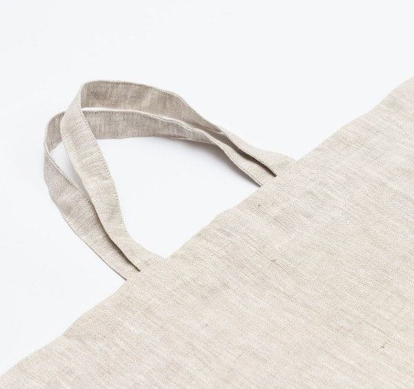 Linen and Stripes linen tote bags beige4