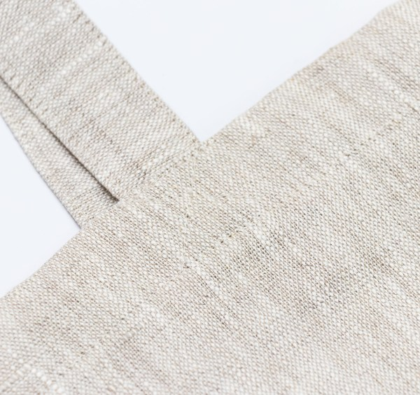 Linen and Stripes linen tote bags beige5