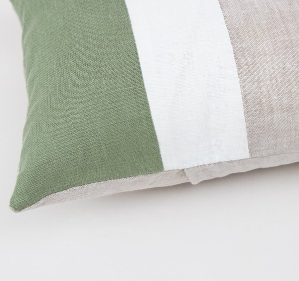 new green geometric linen and stripes3