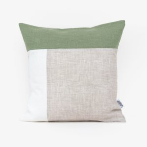 new green geometric linen and stripes4