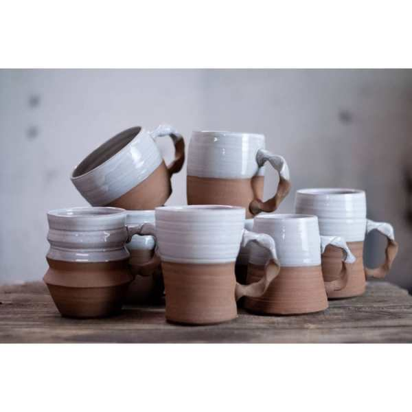 Rebecca Graves Pottery Home Page - Assorted Mug Collection