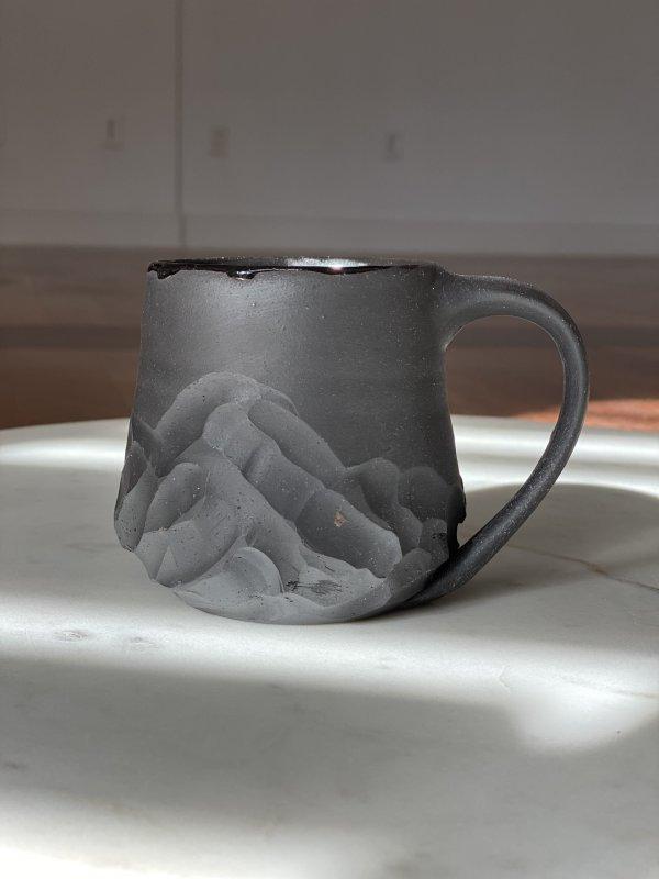 Estes Ceramics - Black Mountain Mug