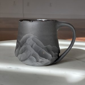 Estes Ceramics - Black Mountain Mug