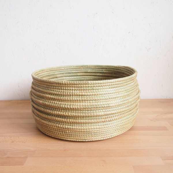 Amsha - Wave Floor Basket