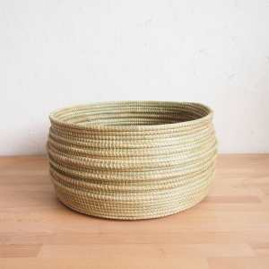 Amsha - Wave Floor Basket