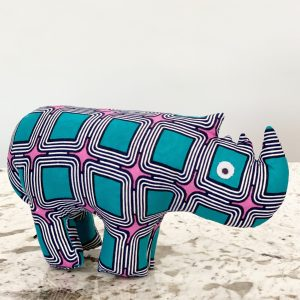 Amsha - Safari Animals: Retro