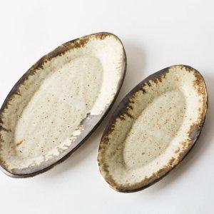 Gina DeSantis Ceramics - Luna Oval Trays