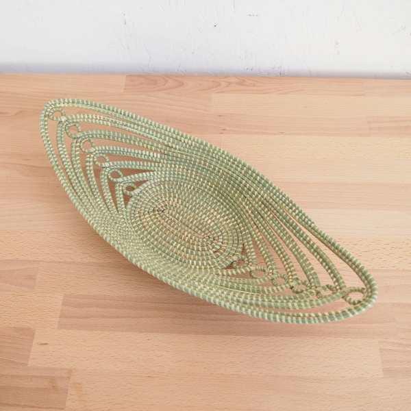 Amsha - Sweetgrass Bread Basket