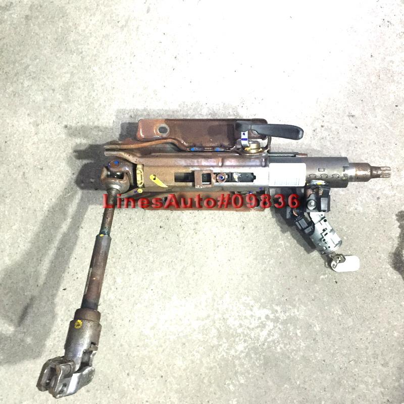 Кормилен прът каре ключ с патрон пежо 407 peugeot