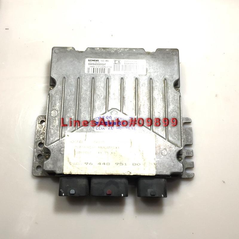 Компютър Двигател Пежо 307 9644895180 peugeot