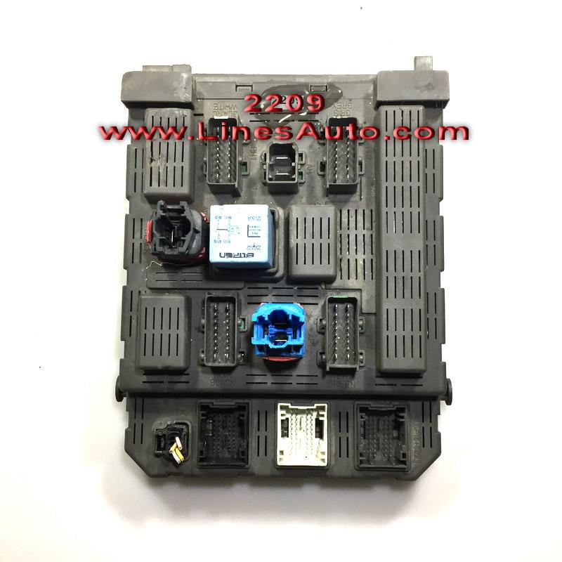 2.2 hdi 9643577180 BSI Modul