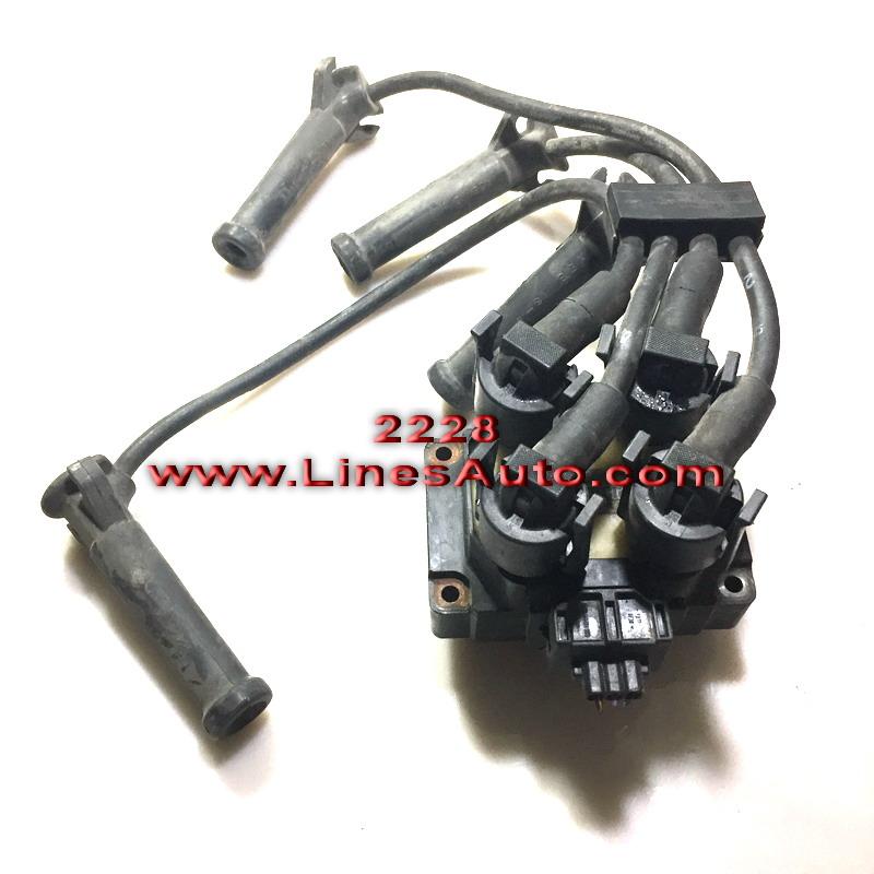 928f-12029-ca Ford Escort mk5 IGNITION COIL