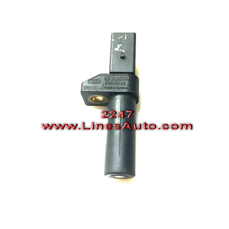 Mercedes Benz Crankshaft Position Sensor BOSCH 0261210141